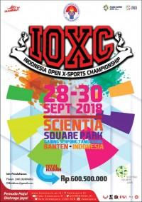 INDONESIA OPEN X-sports Championship 2018