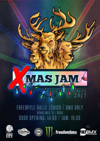 Monster X-Mas Jam 2017!