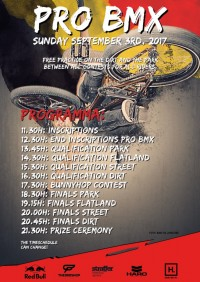 The Belgian BMX Open