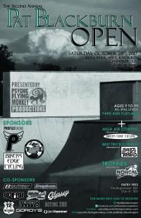 2nd Annual Pat Blackburn Open
