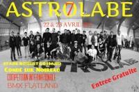 Astrolabe Flatland Contest