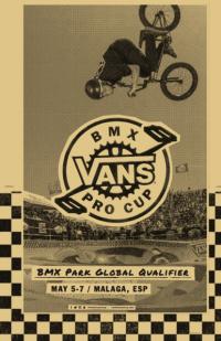 Vans BMX Pro Cup 2, Malaga, Spain