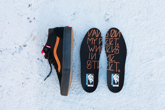 Vans Introduces Style 112 Mid Pro in Dakota Roche's Signature Colorway