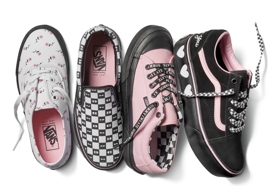 Vans and Lazy Oaf Come Together for Exclusive Collection