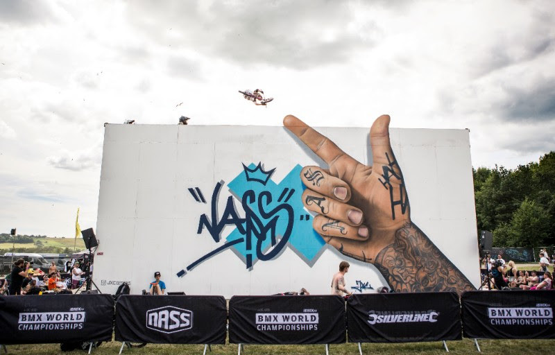 WORLD'S TOP ATHLETES & BRAND NEW COURSE REVEALED  FOR NASS FESTIVAL 2018