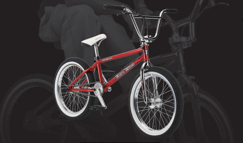 "2018 Mirra Tribute complete bike available in 20.5"" and 21"" TT"