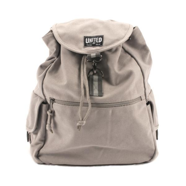 UNITED Ltd Edition Canvas Backpack