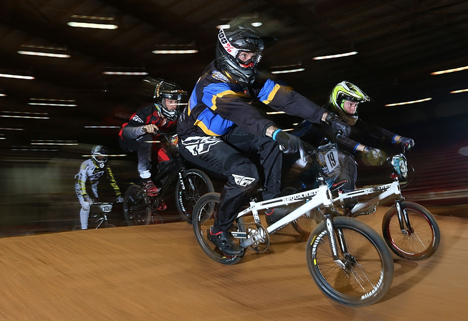 Justin Posey, Sabrina Bice win at Collegiate BMX Nationals; Marian takes team title