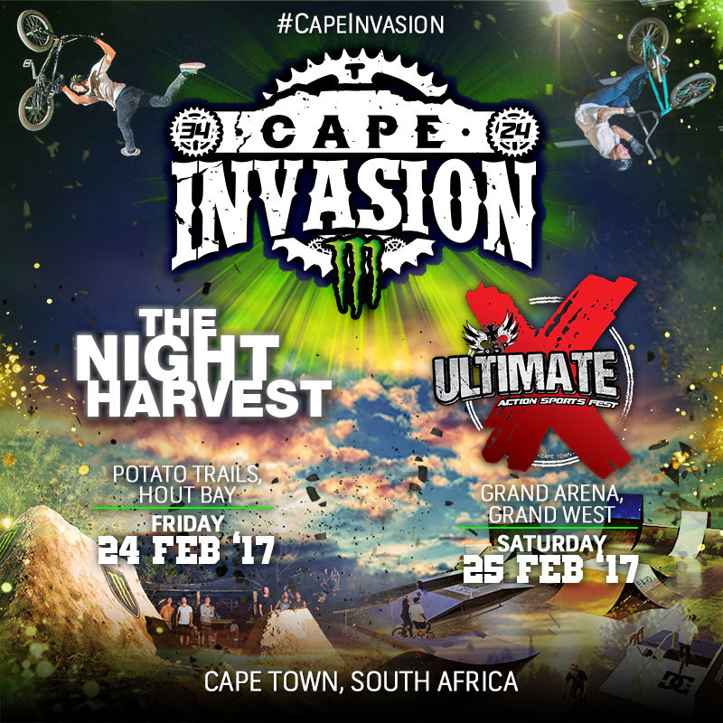 ultimatex the cape invasion 1
