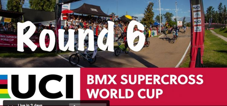 2017: UCI BMX SX World Cup SDE, Argentina LIVE - Round 6