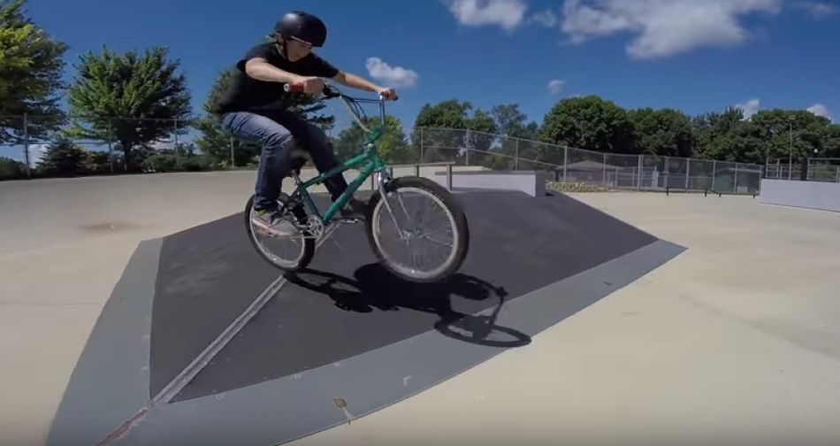 HOW TO GET KIDS INTO RIDING BMX - FULL TUTORIAL Dustin Grice