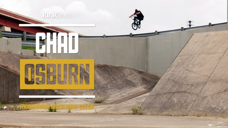 Chad Osburn Full Speed Through The Southwest! - Kink BMX Mudrunner Part Kink BMX