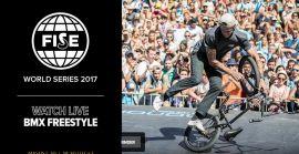 FISE Budapest 2017: BMX Freestyle Flat Pro Final