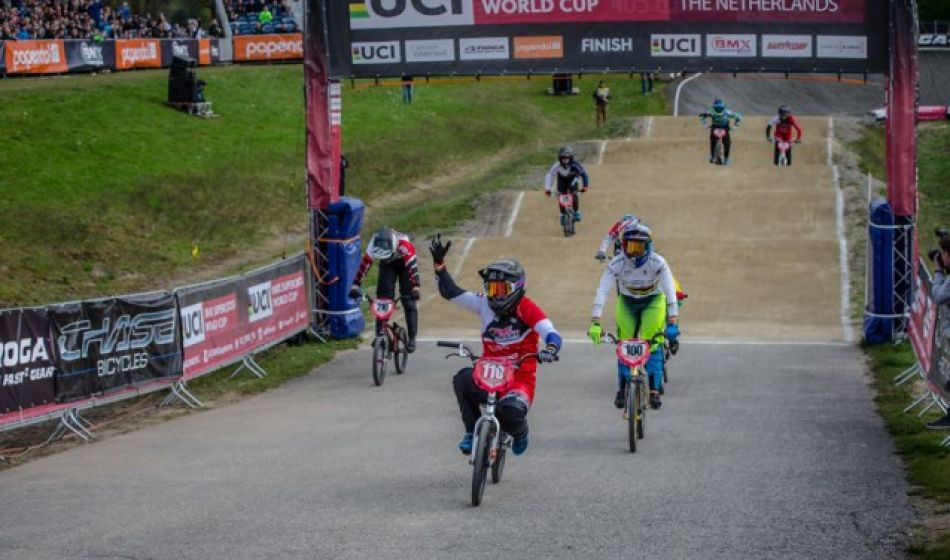 2017 UCI BMX Supercross World Cup - Papendal (NED) / Day 2 Women/MEN