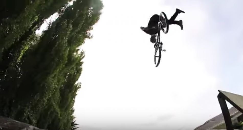 THE ULTIMATE BACKYARD RAMPS! Ryan Williams! by Ryan Williams