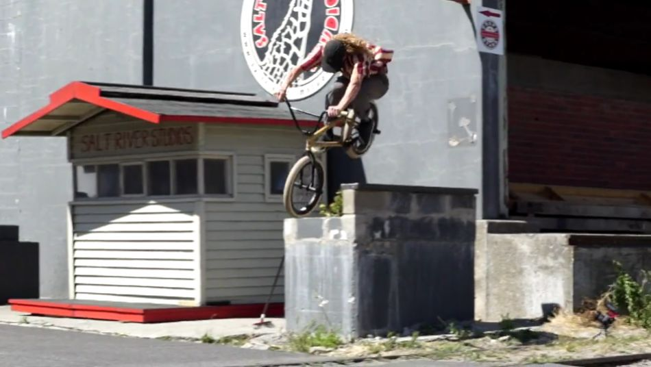 BSD BMX - Reed Stark - SAFARI from BSD BMX