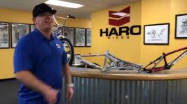 Haro Bikes Factory Tour visit Part 2 by USABMX