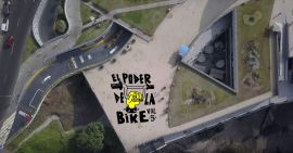 EL PODER DE LA BIKE Vol.5 2018 LIMA-PERU / BMX School Berlin by wildschnitt