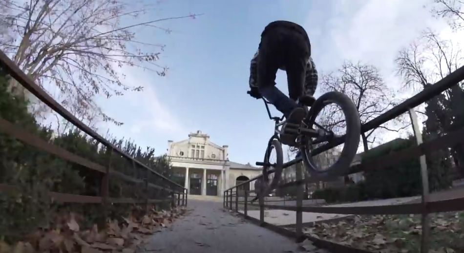 Sullyvan Guaincêtre - Welcome to GT BMX by DIG