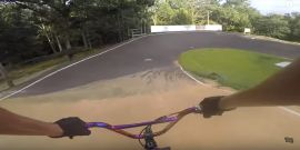 WHEELCHAIR TO BMX RACE TRACK IN 11 MONTHS! by Scotty Cranmer