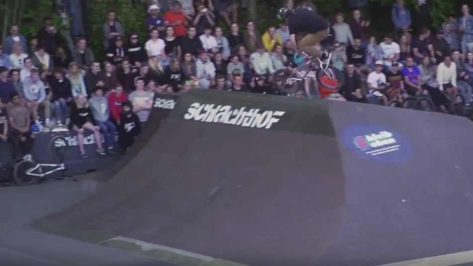 BUTCHER JAM 2018 - BMX Park & Spine by Ride UK