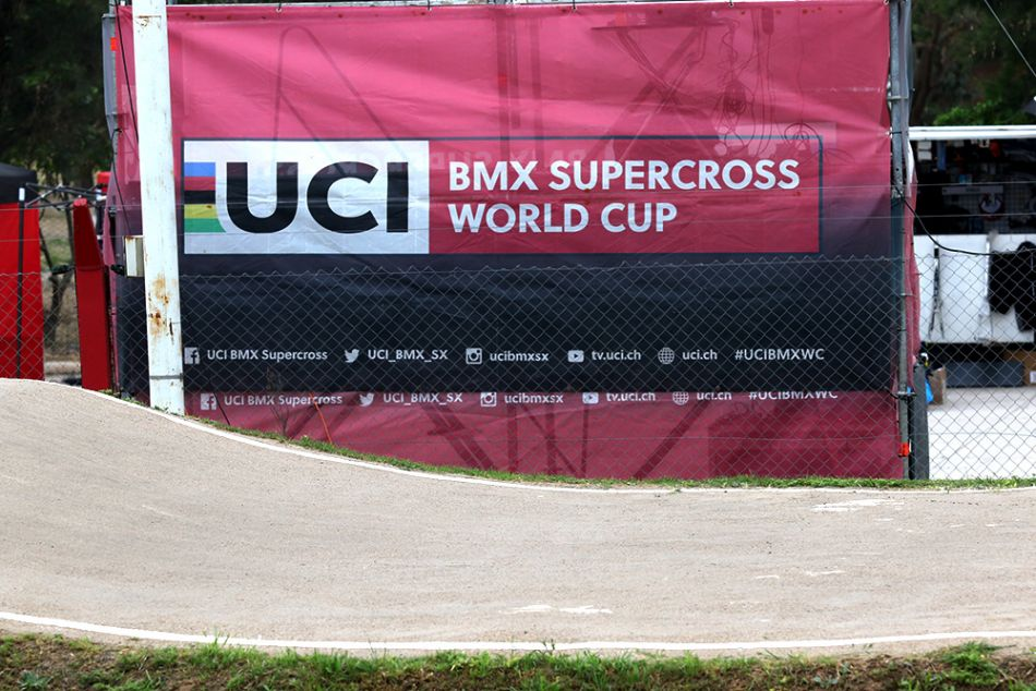 Live feed 2018 UCI BMX SX World Cup France - Round 2 by bmxlivetv
