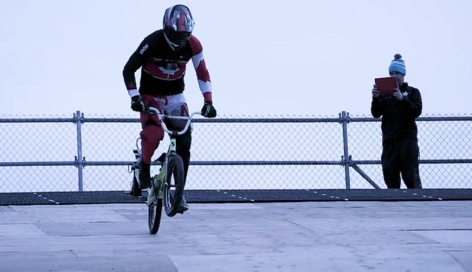 Tory Nyhaug - BMX  from Dale and Ross