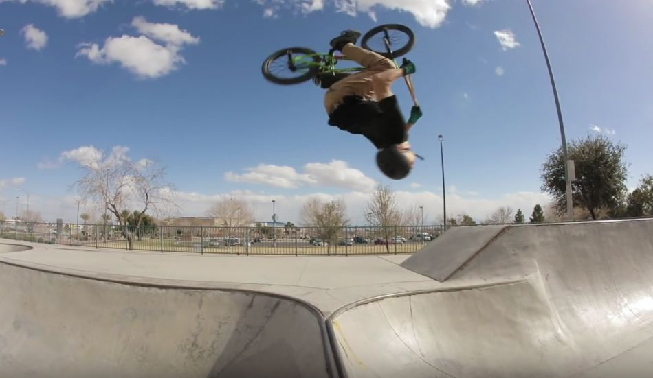 Power Hour: Jonathan Bronson by Vital BMX