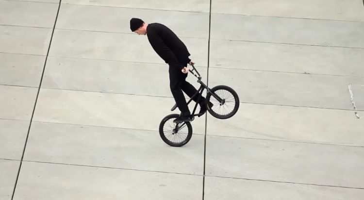 LIGHT at DEEP SPACE 8K  from HERESY BMX