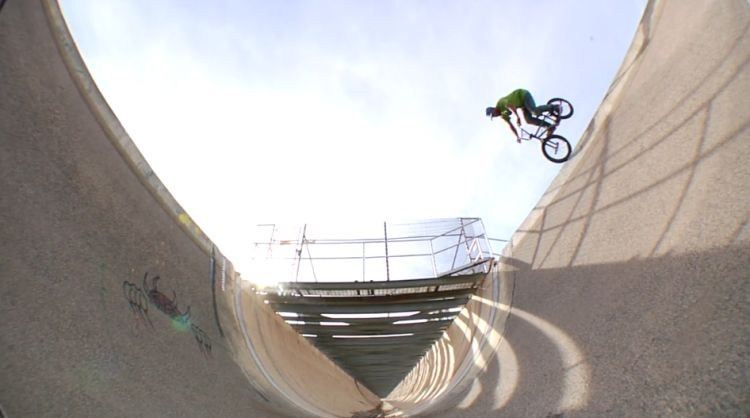 Mike Escamilla - Caveman  from DIGBMX