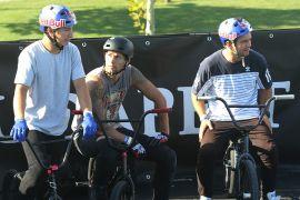 FISE Budapest 2017: UCI BMX Freestyle Park World Cup Men Semi Final