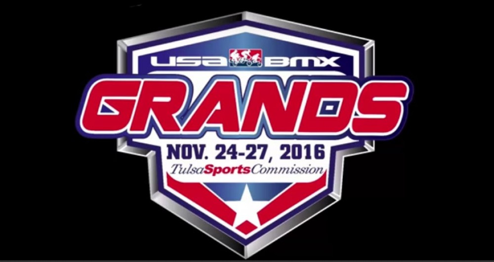 2016 USA BMX Grands 1st Round USA BMX