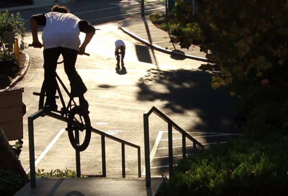GANG SECTION - MONSTER MASH BMX STREET DVD by COMMON CREW