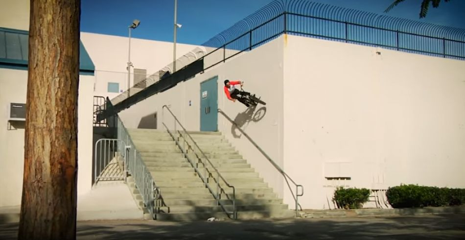 CINEMA BMX Dakota Roche Video Part 2017