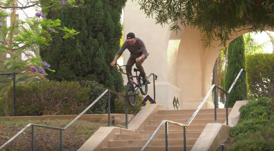 Dan Coller Titan Promo Raw Clips Part 1 - Ep. 20 Kink BMX Saturday Selects