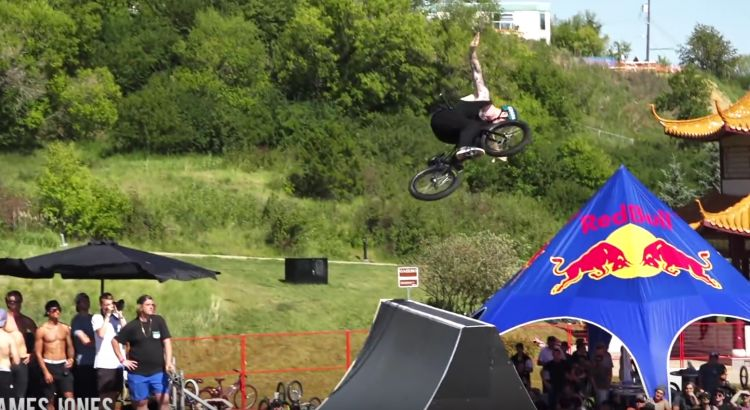 FISE: UCI BMX Freestyle Park World Cup, Edmonton 2018 - Final Highlights by Vital BMX