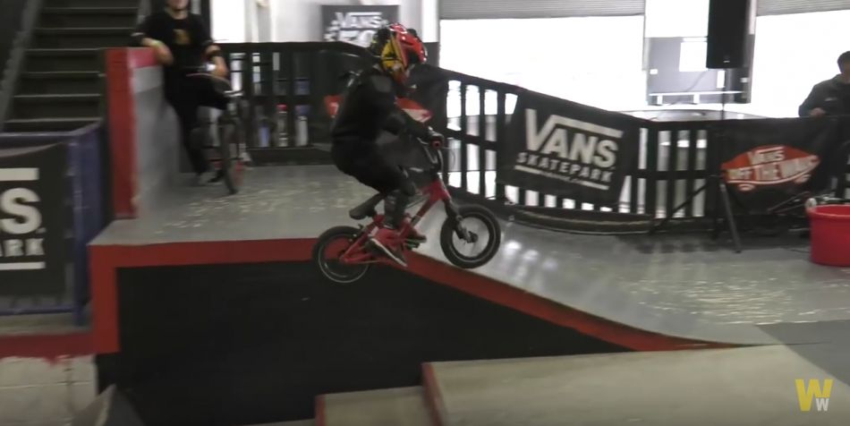 2018 Hot Wheels Junior Series - Orange, CA: BMX Highlights by Woodward Camp