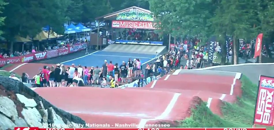 Live on FATBMX: 2018 USA BMX Music City National Day Two Main Events