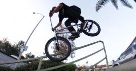 JARREN BARBOZA ALL DAY BMX SHOP VIDEO