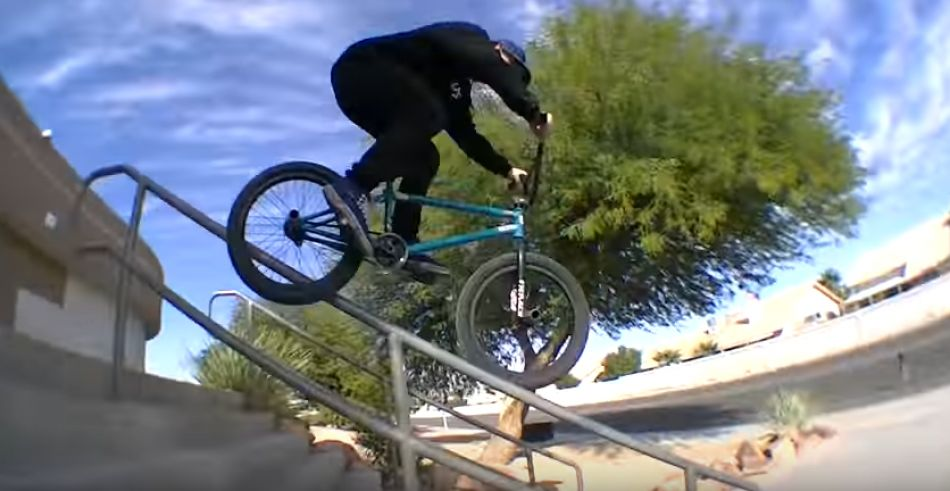 Mike Kleissler Welcome to Daily Grind BMX