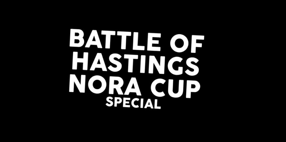 NO DONUTS EPISODE #006 Battle Of Hastings / Nora Cup Special
