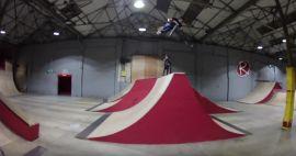 AMAZING 14 YEAR OLD BMX PRO | Dylan Hessey by Rampworx Skatepark