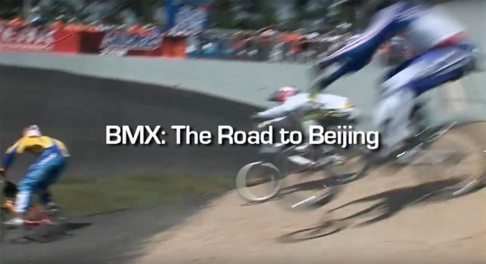 Road To Beijing: History of BMX Supercross bmxlivetv