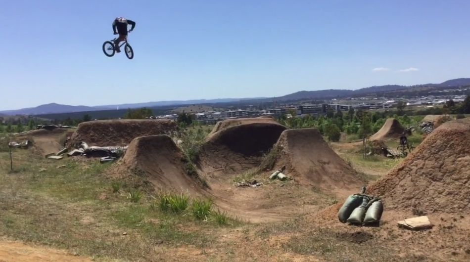 A Day in Canberra: Dane Searls Jam 2017 by Trailwife