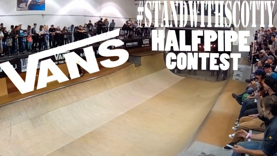VANS BMX MINIRAMP CONTEST #STANDWITHSCOTTY 2016 by Dylan Stark