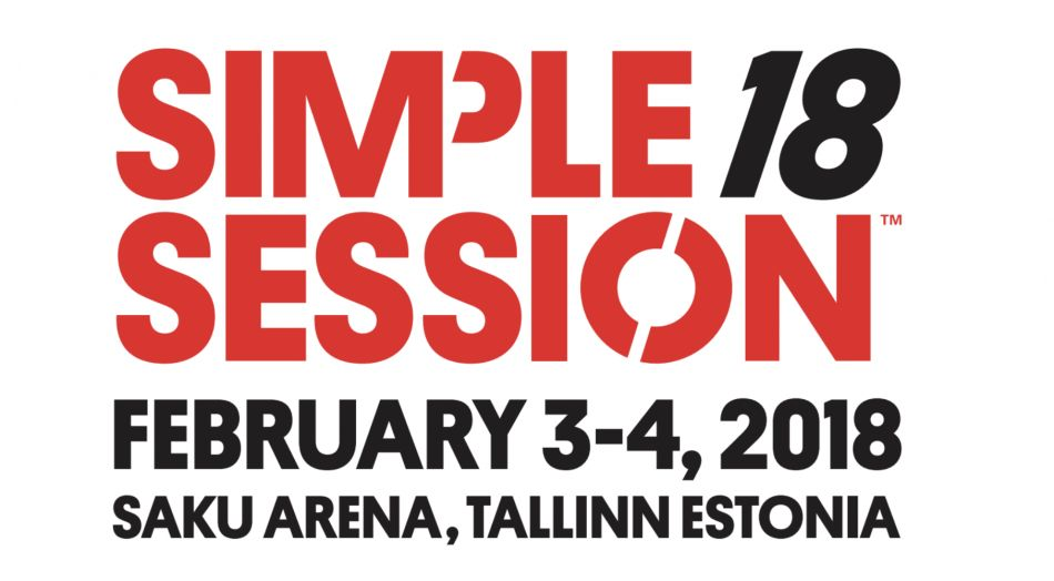 Live webcast of Simple Session 18 FINALS on FATBMX this Sunday