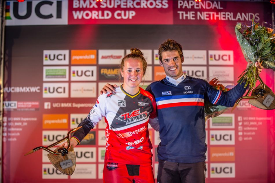 Recap: 2017 UCI BMX Supercross World Cup - Papendal (NED) / Day 1 MEN