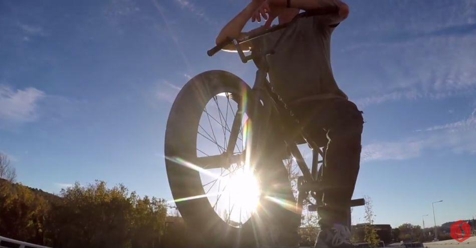 Shred It X Canette Life - Bruno Faucon by Simplified BMX