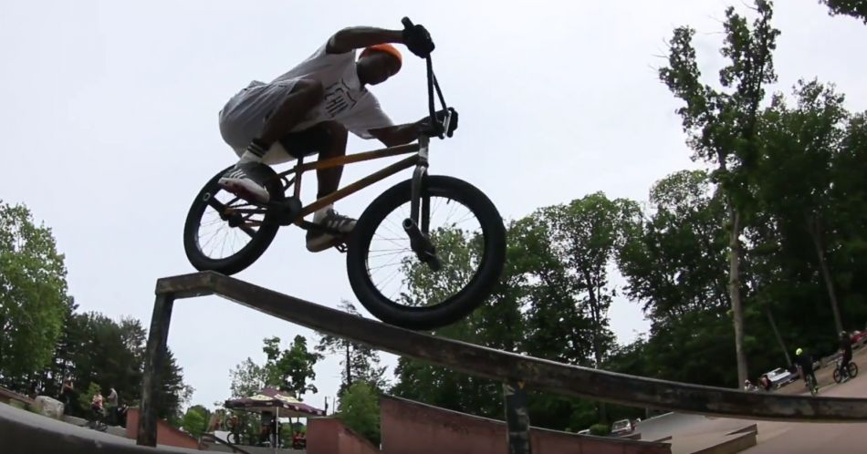 BMX JAM takes over BRISTOL by Sam Downs
