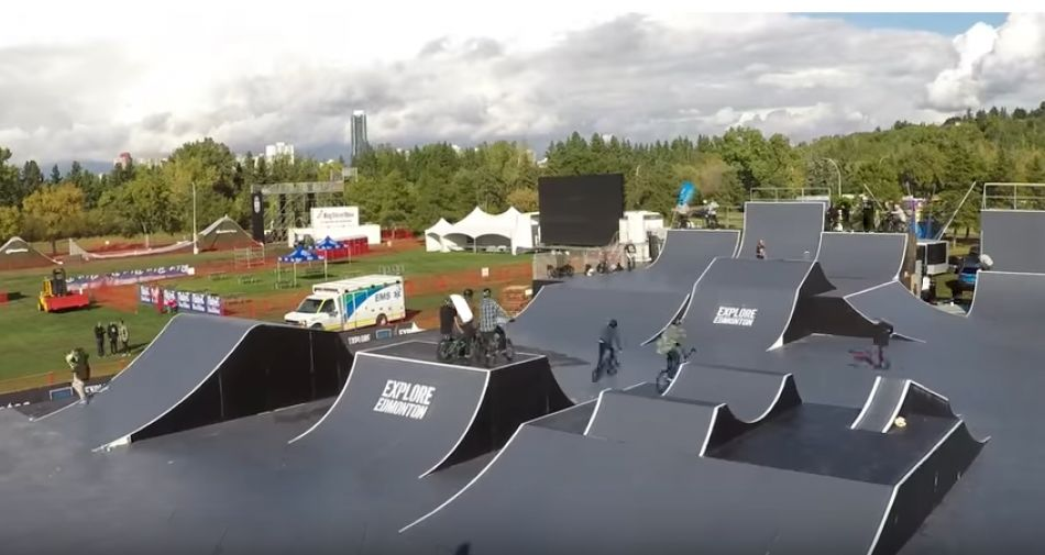 FISE: Edmonton 2018 - First Impressions. By Vital BMX